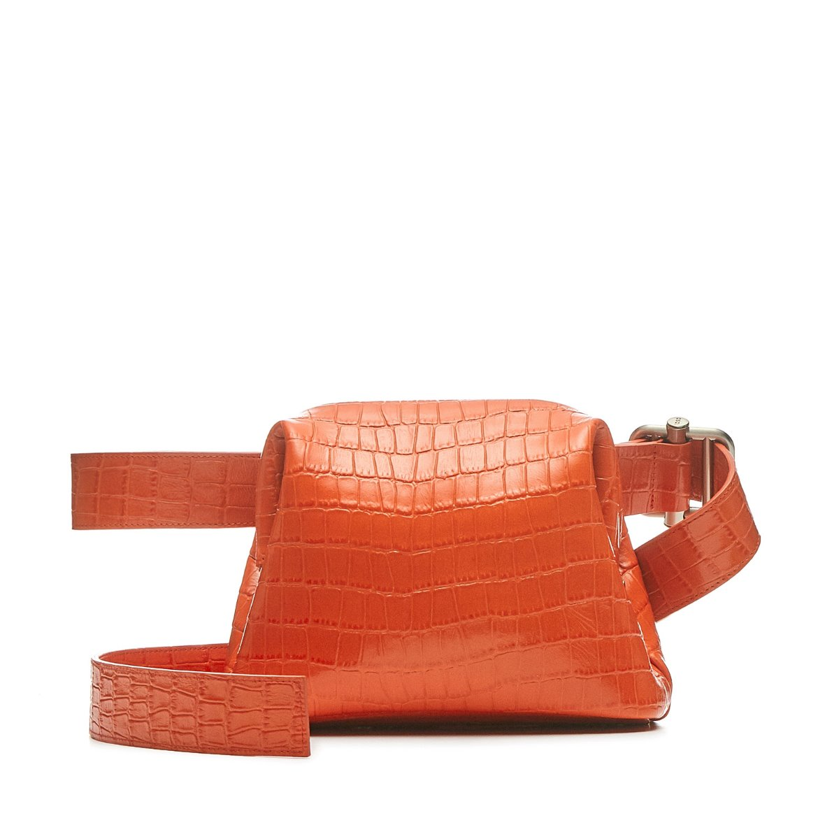 [EXCLUSIVE] MINI BROT [CROCO ORANGE]